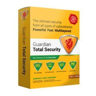 Renew Guardian Total Security 1 User 1 Year