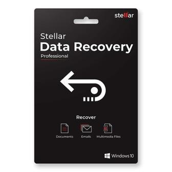 Stellar Data Recovery Software V9 | Professional | 1 PC 1 Year